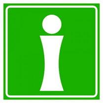 Знак «Информация»