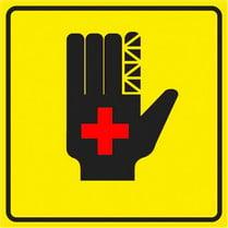 Знак «Медпункт»