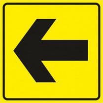 Знак «Направление движения»