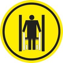 Знак «Ограниченная ширина прохода»