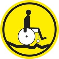 Знак «Осторожно! Неровная дорога»