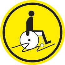 Знак «Осторожно! Скользкая дорога»