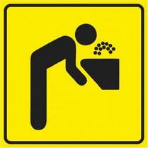 Знак «Питьевая вода»