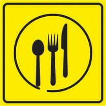 Знак «Столовая»